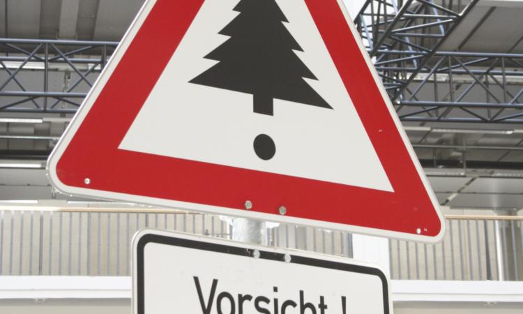 Vorsicht Weihnachten